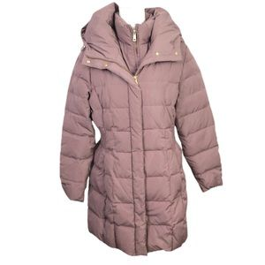 NWOT Cole Haan Lilac Down Winter Puffer Coat